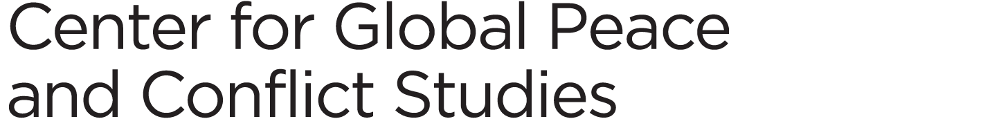 Center for Global Peace and Conflict Studies